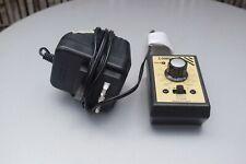Gaugemaster GM-GMC-COMBI Single Track Controller with Plug in Transformer