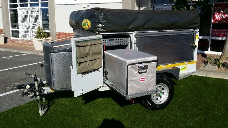 Echo 5 4x4 Trailer for Hire