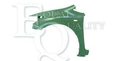 L04259 EQUAL QUALITY Parafango anteriore Dx TOYOTA AURIS NRE15/_, ZZE15/_, ADE15/_