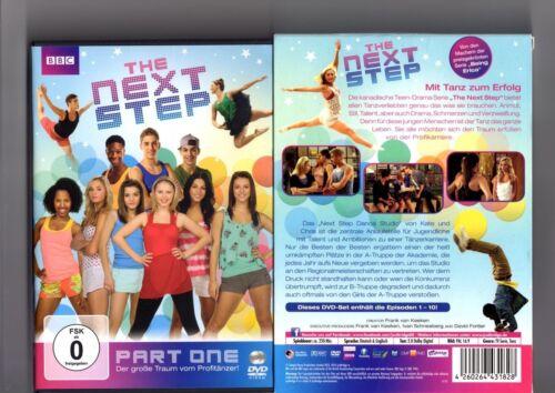 1 von 1 - The Next Step-Part 1 (BBC) (2014) DVD #18291