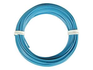 Viessmann-6861-Anneau-de-Cable-0-14-MM-Bleu-10-M-Neuf