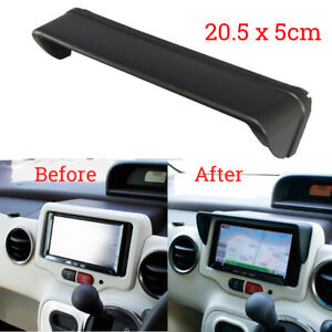 Universal Anti-Glare In Dash Car Radio GPS Screen Monitor Sun Shade ... 3827e325e6d