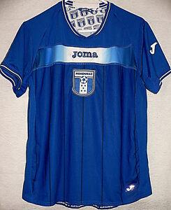 aa3dba5a8d5 Image is loading HONDURAS-NATIONAL-SOCCER-Team-JOMA-BLUE-AWAY-Jersey-