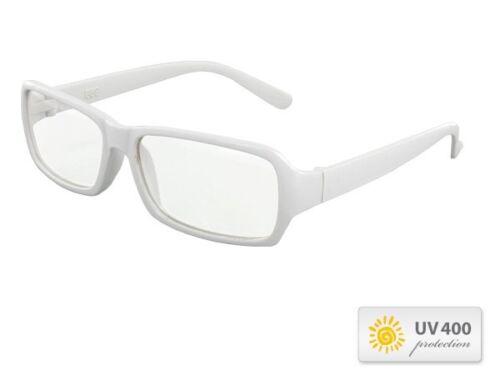 Sekretärinnen Brille Brillen Retro Nerd Karneval Fasching klares Glas 889