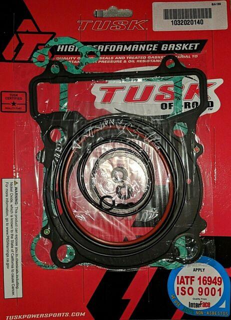 Tusk Top End Gasket Kit Yamaha 400 /& 450 Kodiak /& Grizzly Rhino 450 SEE YEARS