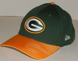 low priced ef6c6 378bf Image is loading Green-Bay-Packers-New-Era-Official-NFL-Sideline-