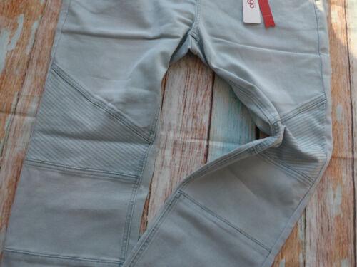 508 grande taille Steppung le genou Sheego Jeans Pantalon Jeggings Blue 44 à 58