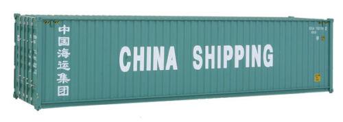 8256 NEU H0 Container 40 Fuß China Shipping