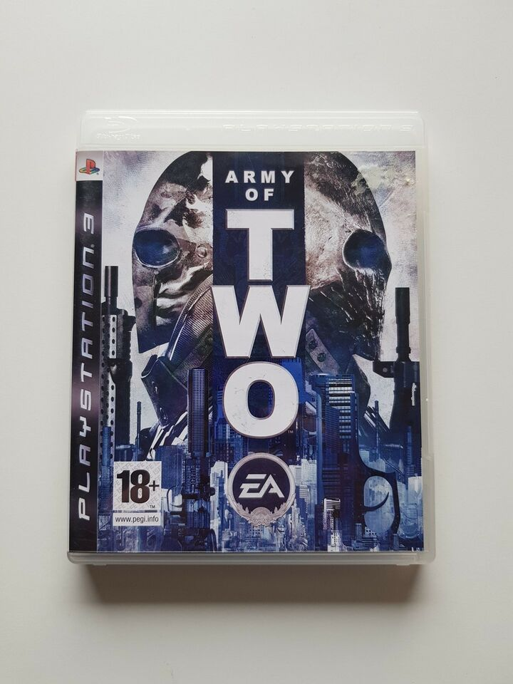 Army of two, PS3