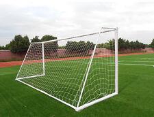 10x6.5FT Full Size Football Net for Soccer Goal Post Junior Sports Training PE