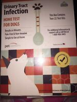Urinary Tract Infection Home Test For Dogs 2 Kits