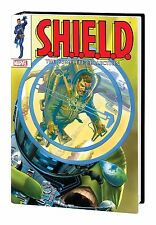 SHIELD COMPLETE COLLECTION OMNIBUS HARDCOVER Nick Fury Comics ALEX ROSS COVER HC