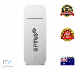 HUAWEI USB Stick E3351 3G 43.2 Mbps UNLOCKED Vodafone Optus [NO Telstra] AU Stk