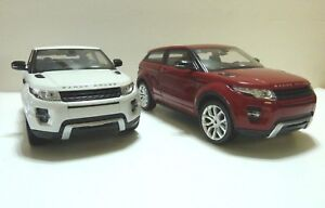 2-Colors-Welly-1-24-Land-Rover-Range-Rover-Diecast-Model-Car