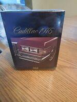 (vtg) 1975 Cadillac Calais Sedan Fleetwood Deville Eldorado Rca 8 Track Tape