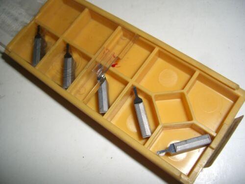 5 pcs CIRCLE MACHINE CMGN-047-140-008-C25 Grooving Parting Carbide Inserts 58045