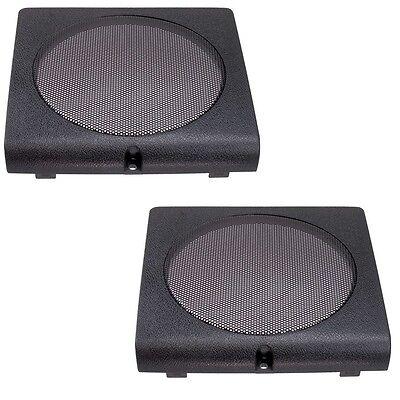 16 Stück MZF-8615 Monacor Lautsprecher Schrauben schwarz 5x30