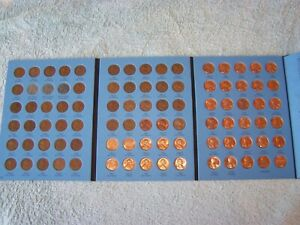 1941-1974-COMPLETE-WHEAT-amp-MEMORIAL-CENT-COLLECTION-in-WHITMAN-FOLDER