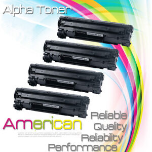 4-PK-CRG137-Toner-Cartridge-for-Canon-137-ImageClass-LBP151dw-MF244dw-MF247dw