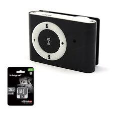 2016 Lettore mp3 Spy Cam Telecamera Nascosta Sotto Copertura Mini Dvr include 8gb MICRO SD CARD