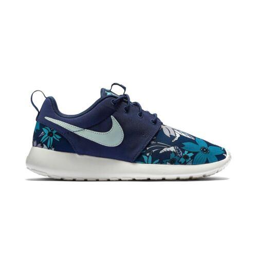One Print Roshe Nike 431 Basse Wmns ColBlu Sneakers Prem 749986 Midnight E2IDH9