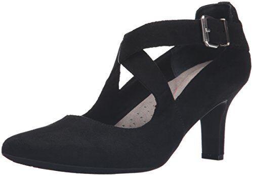 Rockport Damenschuhe Sharna Cross Strap Dress Pump  (B)- Pick SZ/Farbe.