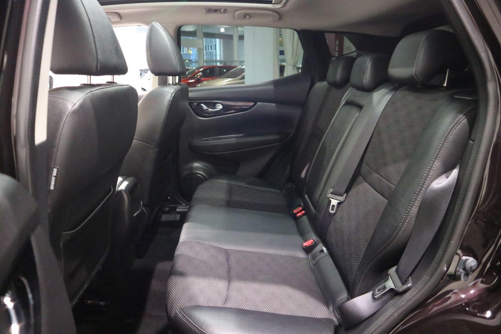 Nissan Qashqai 1,5 dCi 110 Tekna - billede 14