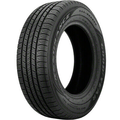 - Qty 4 1956015 Goodyear Assurance A//S 88T Blk New Tire s