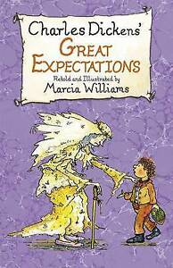 Great-Expectations-Illustrated-Classics-Williams-Marcia-Very-Good-Book