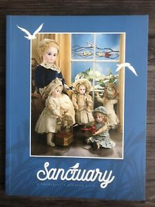 Sanctuary Theriault S Auction Catalog Book Dolls Dollmasters Collectible Antique Ebay