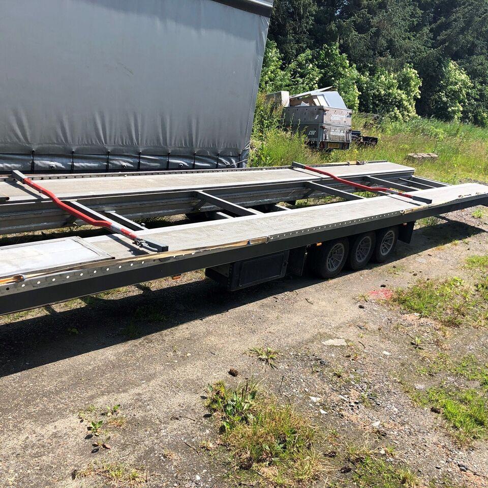 Autotrailer, FITZEL Duo (2 bils), lastevne (kg): 2700