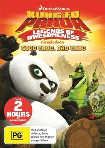 1 of 1 - Kung Fu Panda - Legends Of Awesomeness : Vol 1 (DVD, 2013)