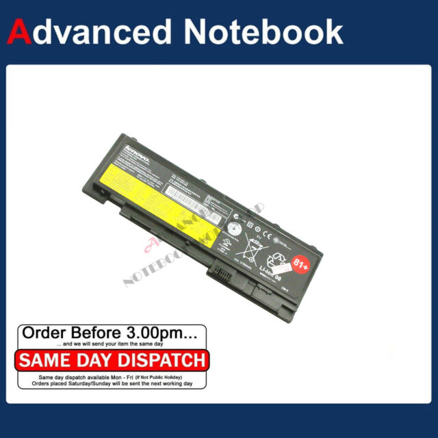 45N1036 45N1037 Genuine Battery For Lenovo ThinkPad 0A36309 T420s T430s 81+