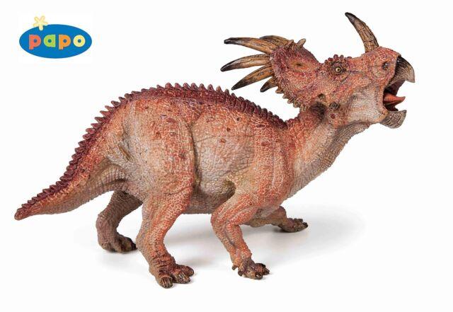 Papo 55020 Styracosaurus 14 cm Dinosaurier