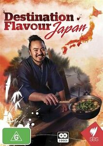 Destination-Flavour-Japan-DVD-NEW-Region-4-Australia