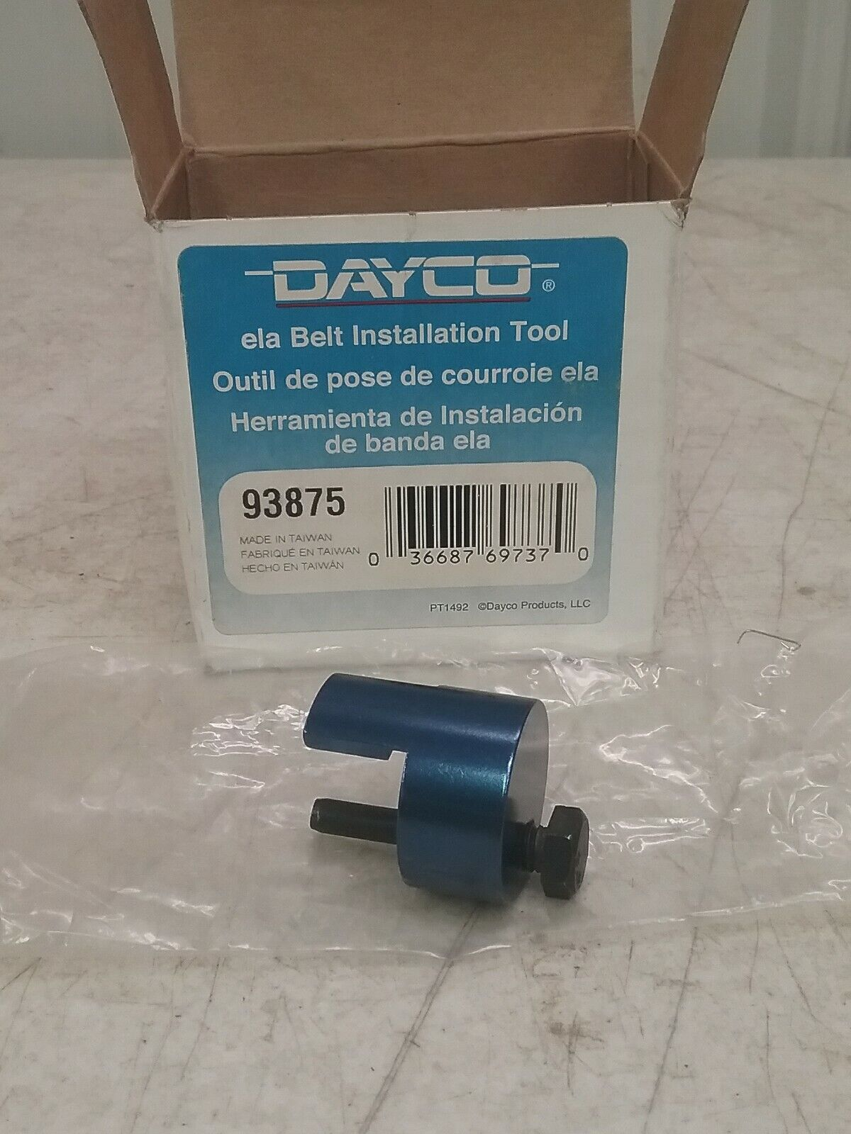 Dayco 93875 Belt Installation Tool