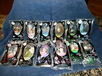 Lot Of Mcdonalds 2008 Madame Alexander Wizard Of Oz Collection Mint Original