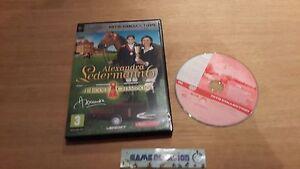 ALEXANDRA-LEDERMANN-6-LA-ESCUELA-DE-CAMPEONES-PC-DVD-ROM-PAL-EN-SU-CAJA