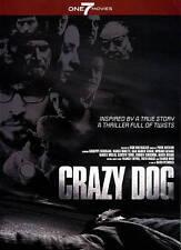 Crazy Dog,New DVD, Franco Nero, Tinto Brass, Myriam Catania, Gian Marco Tavani,