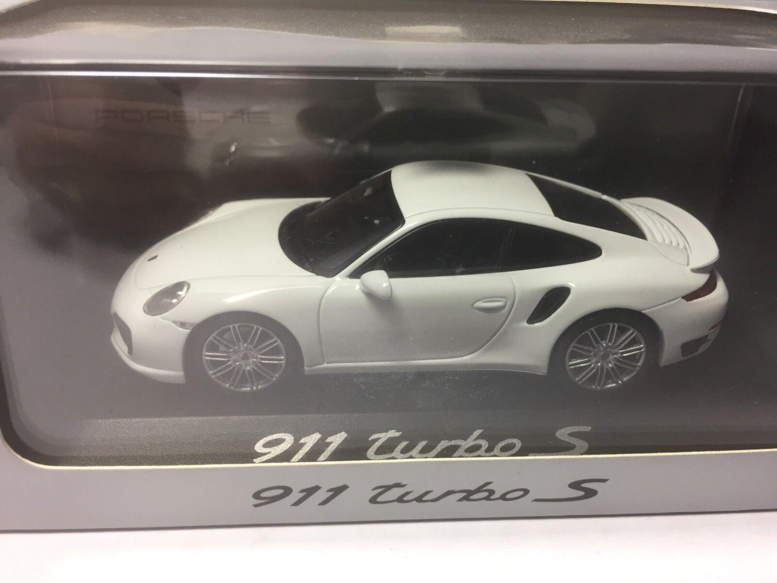 Porsche 911 (Type 991) 991) 991) Turbo S  2014  1 43  Minichamps 76d793