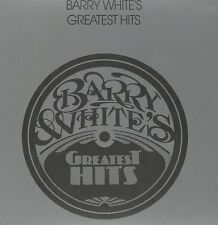 Barry White Greatest Hits CD NEW SEALED Soul Can't Get Enough Of Your Love Babe+