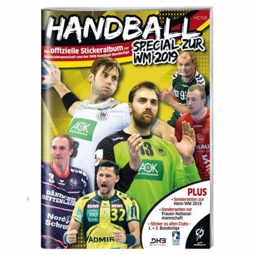 Handball Bundesliga 2018//19 WM-Edition 1 Album Sammelsticker