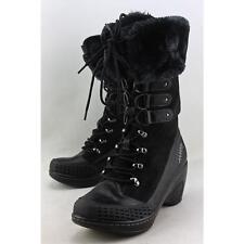JBU by Jambu Scandinavia Women US 8 Black Winter Boot Pre Owned  1509