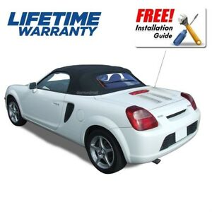 Image Is Loading Fits Toyota Mr2 Spyder Spider Convertible Soft Top