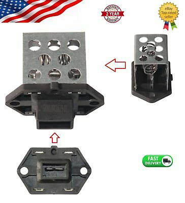 New For Ford Focus GTContour Engine Cooling Fan Control Resistor Radiator Module