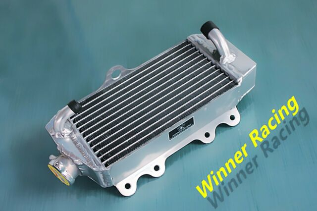 aluminum alloy radiator Yamaha YZ85 2002-2019 2003 2004 2005 with stopper stopper