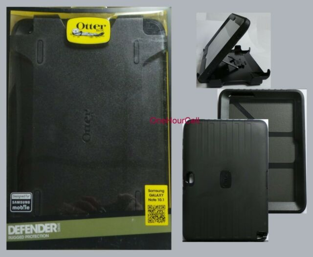 Otterbox Defender Series Case For Samsung Galaxy Note 10 1 2016 Black 77 29864