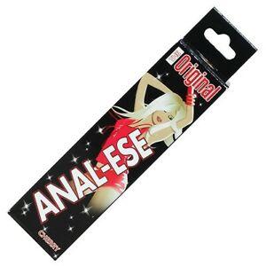 Anal-Ese-Ease-Eze-Cherry-Flavour-Desensitising-Lube-Numbing-Cream-Discreet-P-amp-P