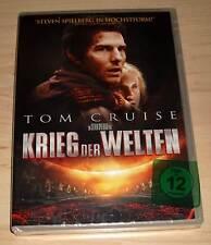 DVD Krieg der Welten - Steven Spielberg - Tom Cruise - Dakota Fanning - Neu OVP