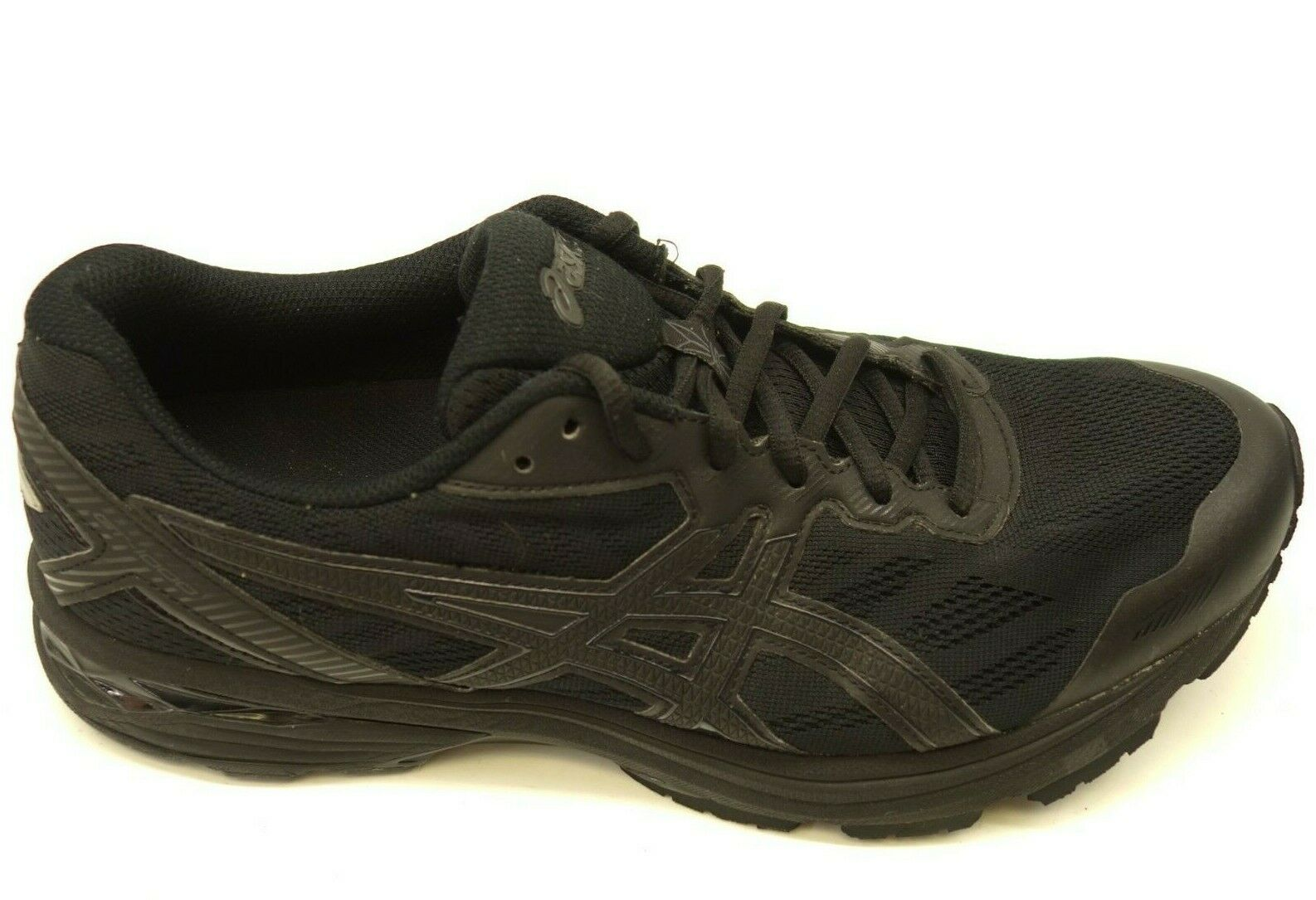 Asics Mens GT-1000 T6B0N US 10.5 X-Wide Black Running Cross Training shoes